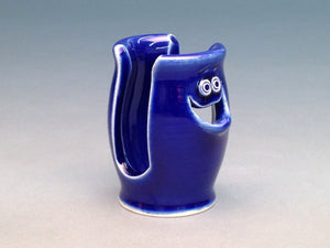 Cobalt Blue Sponge Holder