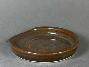 Brownish Spoon Rest