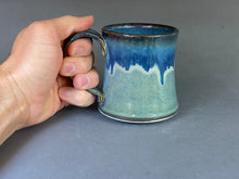 Load image into Gallery viewer, 10-11oz Mug, Greenish-Blue