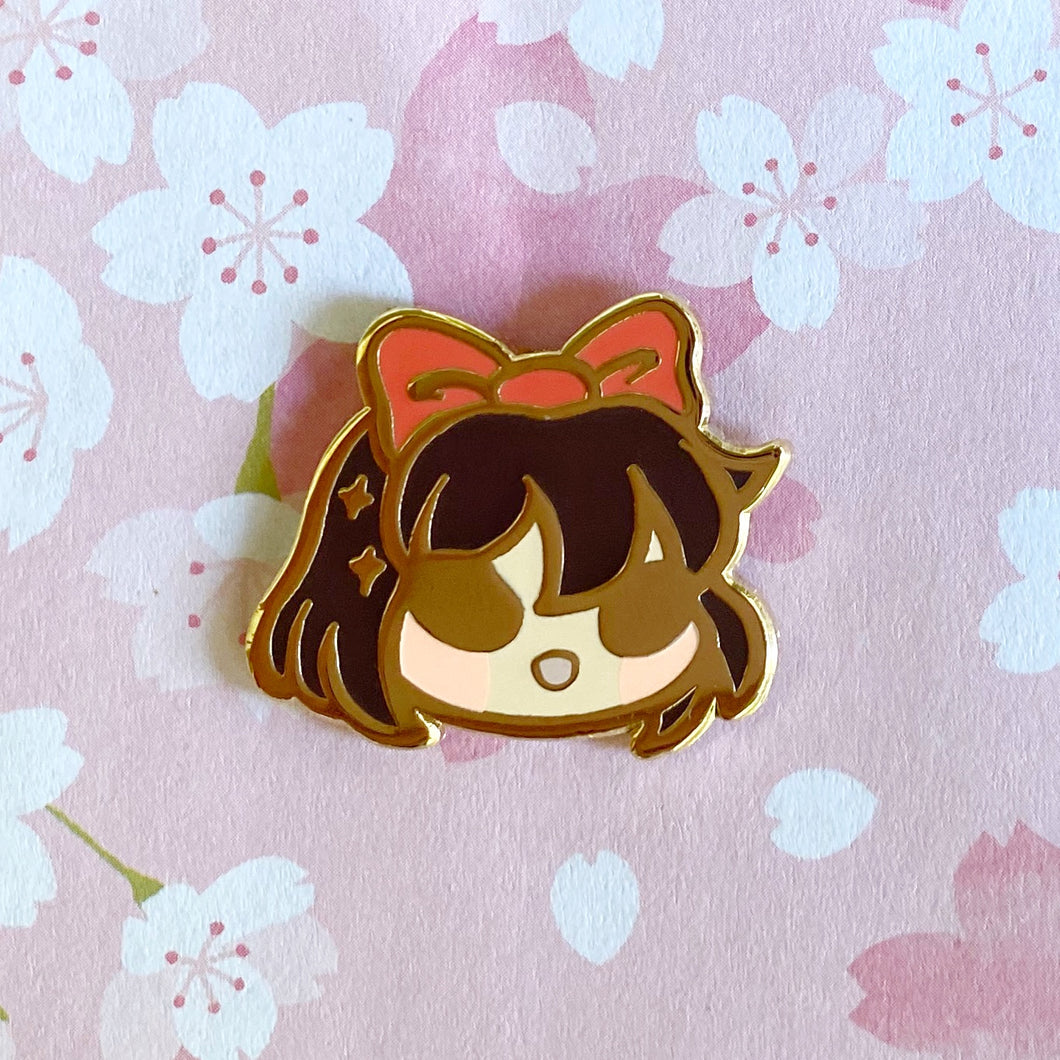 Small Witch Pin NO RESTOCKS