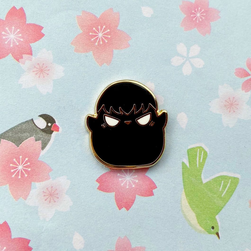 King Baby Crow Pin NO RESTOCKS