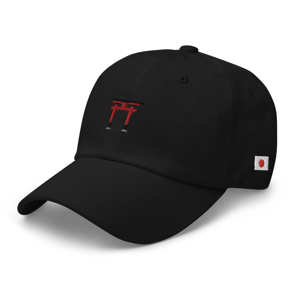 Japan Torii gate cap fashion