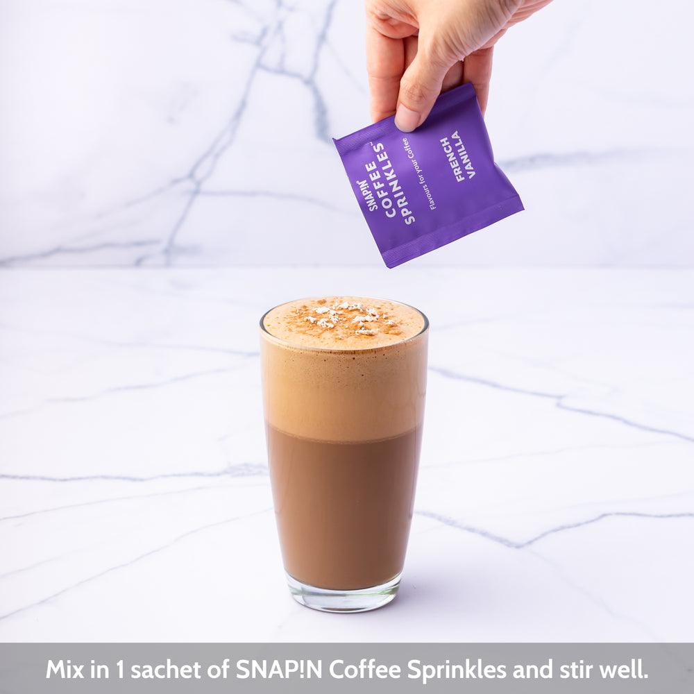 Load image into Gallery viewer, Coffee Sprinkles - French Vanilla