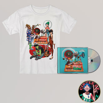 Song Machine, Season One CD + Circle of Friendz Pass + T-shirt