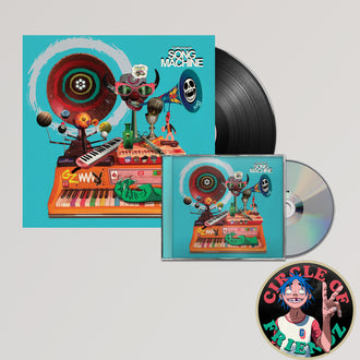 Song Machine, Season One CD + Vinyl + Circle of Friendz Pass