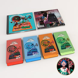 Song Machine, Season One Complete Cassette Collection + CD + Circle of Friendz Pass