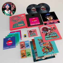 Song Machine, Season One Complete Cassette Collection + Super Deluxe Boxset + Circle of Friendz Pass