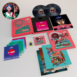 Song Machine, Season One Exclusive Super Deluxe Boxset + Circle of Friendz Pass