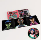 Gorillaz Presents Song Machine, Season One Deluxe CD + Circle of Friendz Pass