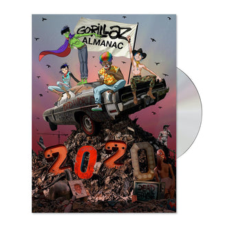 Almanac (Super Deluxe) + CD