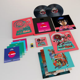 Gorillaz Presents Song Machine, Season One Exclusive Super Deluxe Boxset
