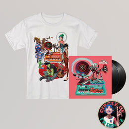 Song Machine, Season One Limited Deluxe Vinyl + Circle of Friendz Pass + T-shirt