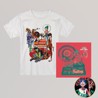 Song Machine, Season One Super Deluxe Boxset + Circle of Friendz Pass + T-shirt