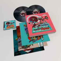 Gorillaz Presents Song Machine, Season One Limited Deluxe Vinyl
