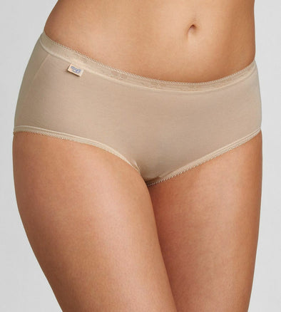 Sloggi Basic Midi Natural Briefs