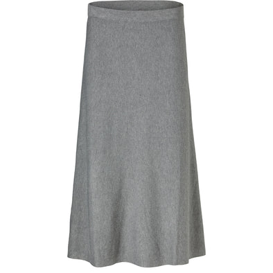 Masai STINA Grey Melange Skirt