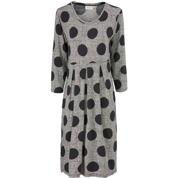 Masai Noma Printed Grey Jersey Dress