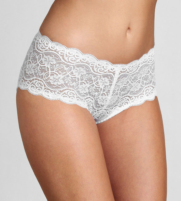 Triumph Amourette White 300 Maxi Briefs