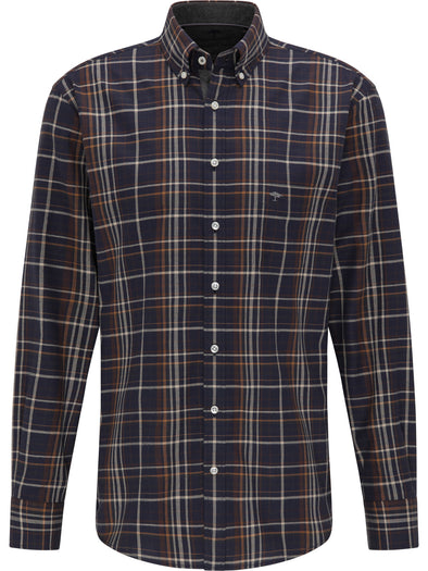 Fynch-Hatton Arabica Winter Check Shirt