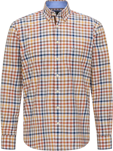 Fynch-Hatton Super soft Caramel Shirt