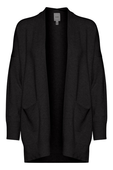 Ichi Black Cardigan