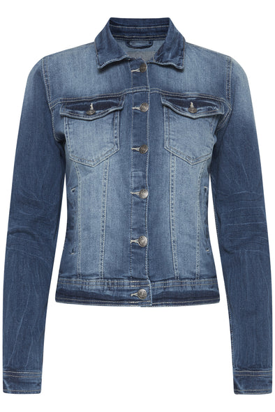 B Young Polly Denim Jacket