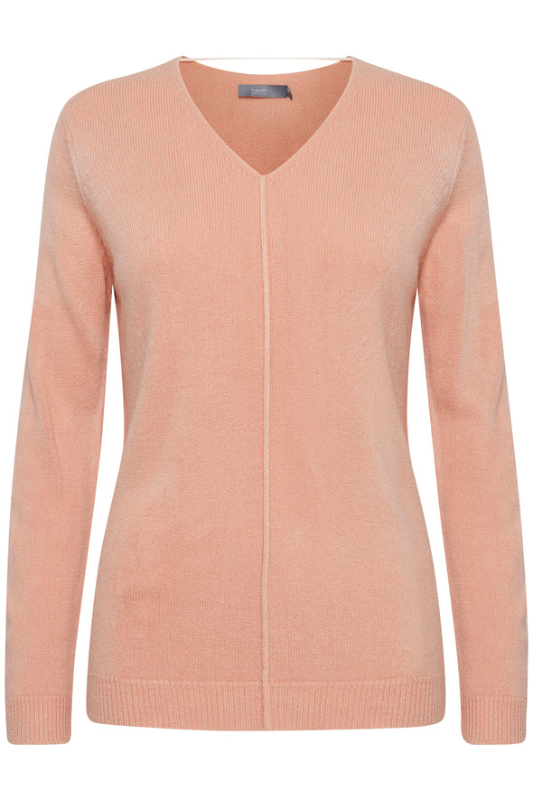 B Young Bymalea V Neck Jumper