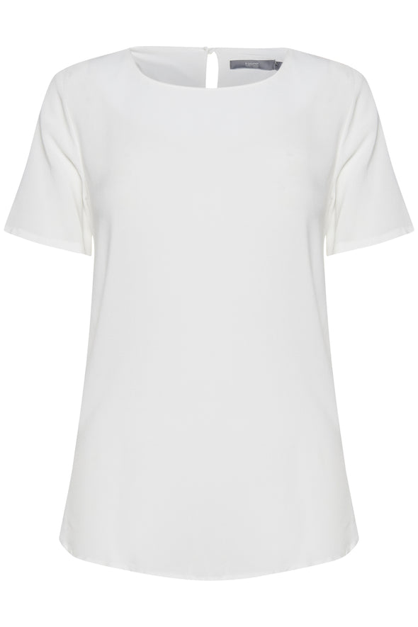 B Young Short Sleeved Viscose Top