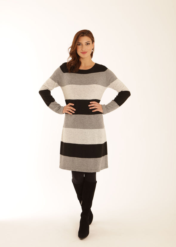 Pomodoro Knitted Midi Dress