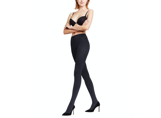 FALKE Pure Matt 100 DEN Women Tights - Marine