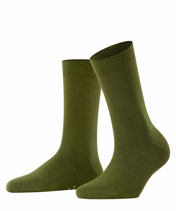 FALKE Softmerino Women Socks - Forest