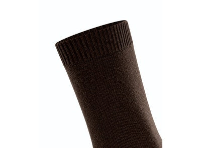 FALKE Cosy Wool Women Socks - Chocolate Brown