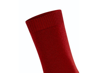 FALKE Cosy Wool Women Socks - Red Chili