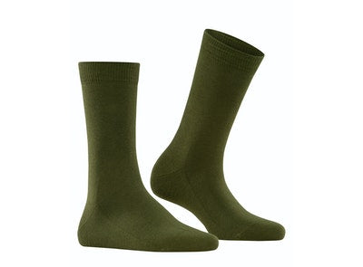 FALKE Family Women Socks - Dark Green