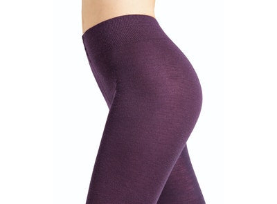 FALKE Softmerino Women Tights - Violet