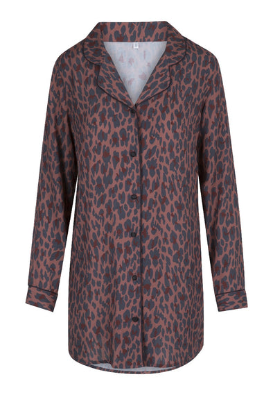 Lingadore Animal Print Nightshirt