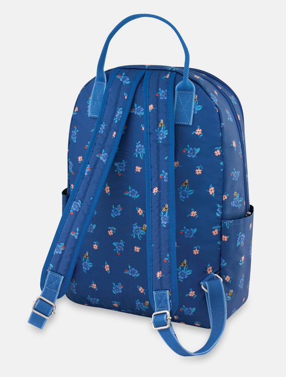 Cath Kidston Greenwich Flowers Ditsy Pocket Backpack