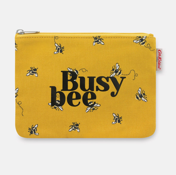 Cath Kidston Yellow Busy Bee Pouch