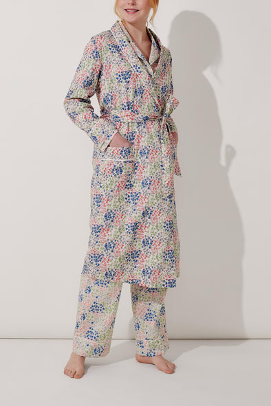 Cath Kidston Tiny Painted Bluebell Robe