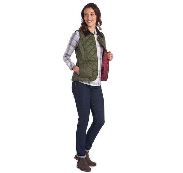 Barbour Deveron Gilet Olive