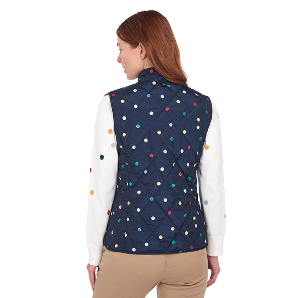 Barbour X Emma Bridgewater Allington Gilet