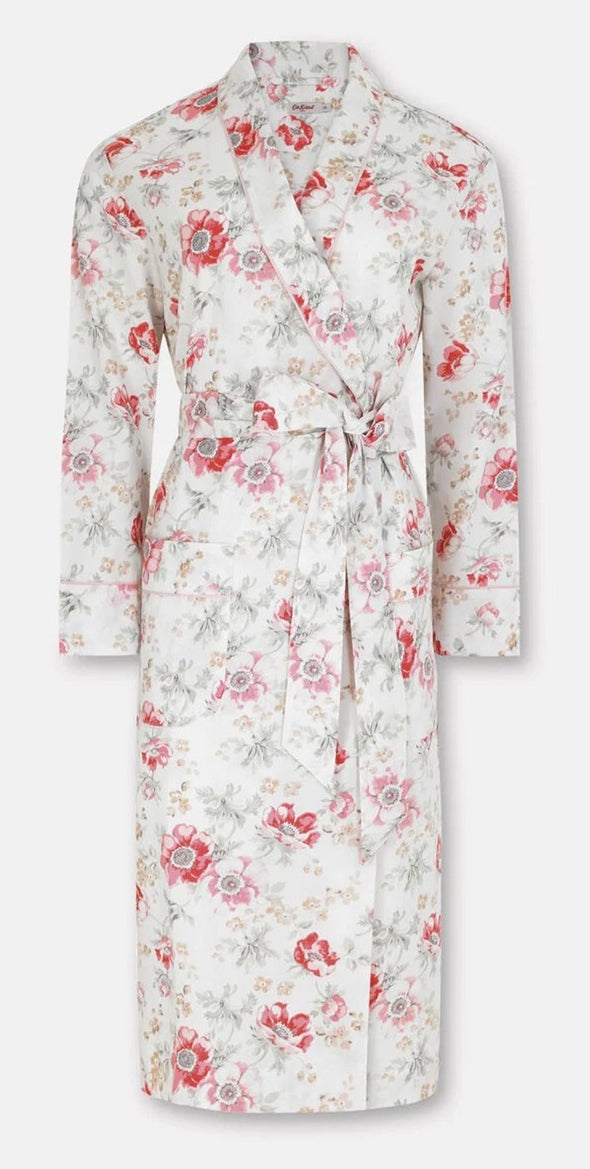 Cath Kidston Flower Cotton Dressing Gown