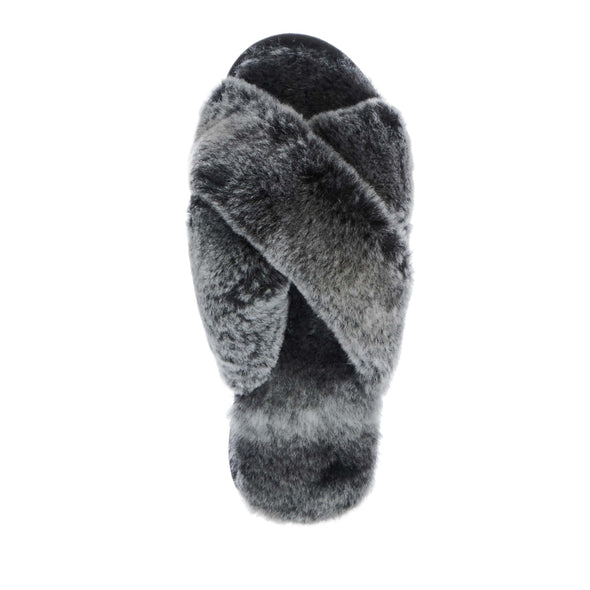 Emu Australia Mayberry Slippers in Black Frost