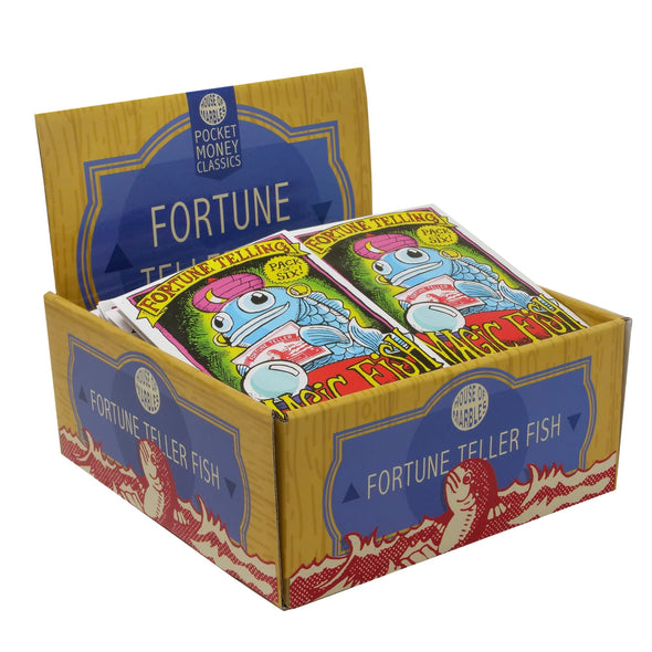 House of Marbles Fortune Telling Fish