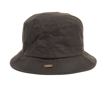 Barbour Dovecote Olive Bucket Hat