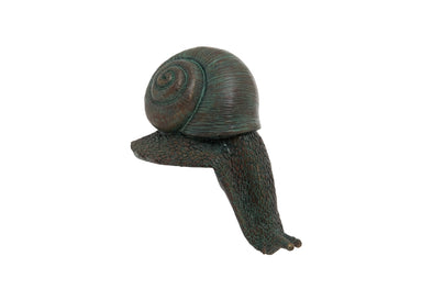London Ornaments Overhanging Snail