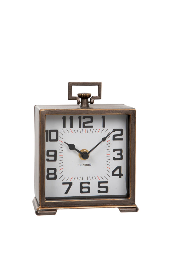London Ornaments London Desk Clock