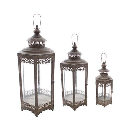 London Ornaments Medium Tangier Lantern