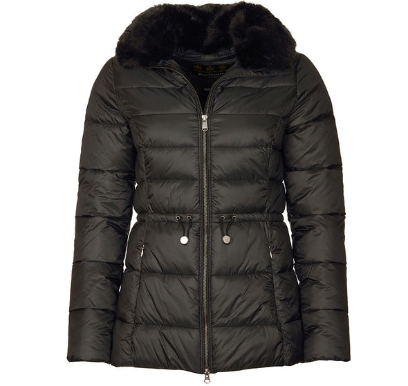 Barbour Angus Black Quilt