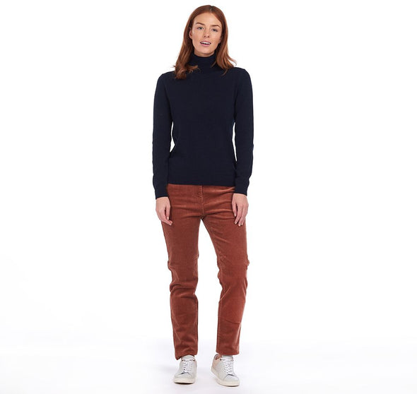 Barbour Toffee Essential Cord Chinos